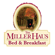 The Miller Haus Bed & Breakfast logo