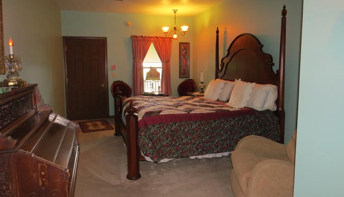 Cranberry Courting Room