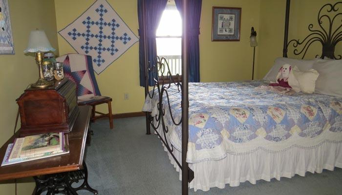 Quilting Corner Room